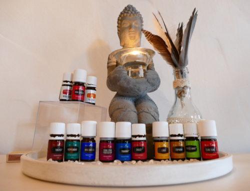 Selinas Empfehlungen für ätherische Öle